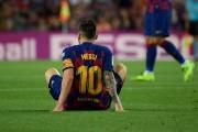 """Valverde confirma que Messi padece """"pequeñas molestias"""" en el abductor"""