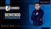 Jefferson Montero, nuevo jugador del Querétaro