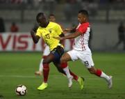 Enner Valencia dice que el título lo motivará para la Copa América