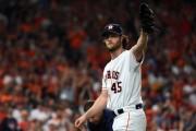 (3-1) Cole poncha a 15 y acerca a los Astros a la serie de campeonato