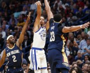 (120-128) Thompson conduce el triunfo de los Warriors