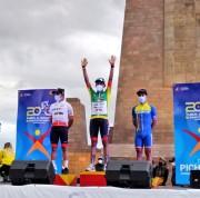 Jimmy Santiago Montenegro gana la Vuelta al Ecuador