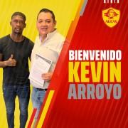 Kevin Arroyo finalmente se pintó de 'oro y grana' (OFICIAL)