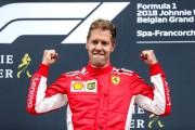 """Vettel ve a Ferrari """"más preparado"""", con """"espíritu y atmósfera positivas"""""""
