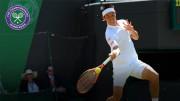 """Nishikori ante el reto de Federer, """"el mejor sobre hierba"""""""