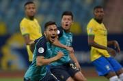 Ecuador empata ante Brasil y clasifica a cuartos de final de Copa América