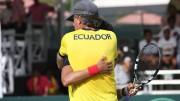 Venezuela recibirá a Ecuador en septiembre por Copa Davis