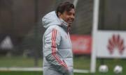 """Gallardo desestima ser el seleccionador de Argentina: """"No está en mi cabeza"""""""