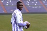 Real Valladolid finaliza trabajo semanal con incorporación de Plano y Matheus