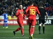 (1-4) Un Hazard estelar garantiza a Bélgica el liderato