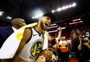 Stephen Curry convencido de que jugará antes que concluya temporada regular