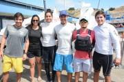 Ecuador irá a Lima con cifra récord en vela: 8 regatistas y 5 embarcaciones