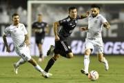 (0-0) Olimpia logra valioso empate en su visita a Santos