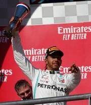 Hamilton se proclama campeón del mundo por sexta vez
