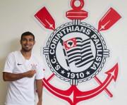 Sornoza, oficializado en Corinthians