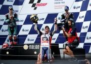 Márquez gana en Tailandia y logra el título del MotoGP