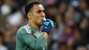 Keylor Navas podrá despedirse del Bernabéu jugando