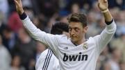 Özil elige el Santiago Bernabéu como su estadio favorito