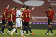 España saca su billete a lo grande, Croacia aguanta y Montenegro asciende (Resumen)
