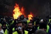Aplazados partidos del Mónaco y Marsella por crisis de los chalecos amarillos