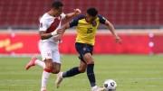 Perú sorprendió a Ecuador en Quito
