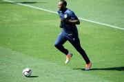 Usain Bolt completa su primer entrenamiento con el Central Coast Mariners