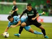 Krasnodar vence y se aferra a la clasificación