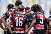 Flamengo pierde a Diego Alves para medir a Independiente y Barcelona