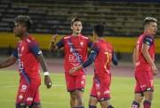 El Nacional se acerca a Cumbayá en el liderato de la Serie B
