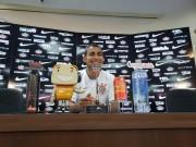 Junior Sornoza fue presentado oficialmente en Corinthians