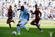 'Felipao' fue titular en tropiezo de Lazio