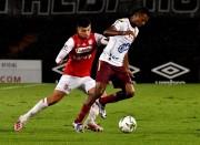 Titularidad de Narváez en caída de Deportes Tolima