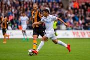 Jefferson Montero ya entrena con el Swansea