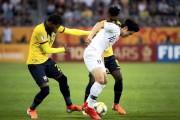 (0-1) Ecuador resbaló ante Corea del Sur y jugará por el tercer puesto