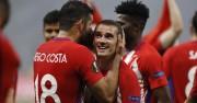 """Griezmann: """"El proyecto del Atlético es increíble"""""""