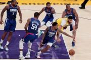 Irving y Durant se exhiben ante Warriors; Clippers fueron mejores que Lakers (Resumen)