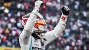 Hamilton acaba segundo en EEUU y se proclama por sexta vez campeón del mundo