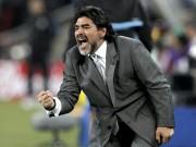 El Cobreloa chileno rechaza llegada de Diego Maradona como técnico