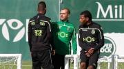 Plata ya es tomado en cuenta en el primer equipo del Sporting Lisboa