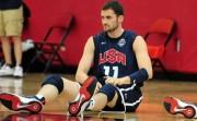 Kevin Love, novena estrella de la NBA que declina a ir a China con EE.UU.