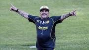 """Maradona: """"Hoy volví a caminar como cuando tenía 15 años"""""""
