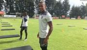 Marcos Cangá ya piensa en la Libertadores