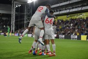 El Liverpool asalta Selhurst Park y mantiene el pleno de victorias
