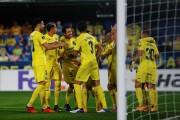 Asistencia de Estupiñán en goleada de Villarreal en la Europa League