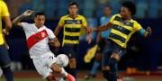 Ecuador empata ante Perú, y queda al borde de la eliminación en Copa América