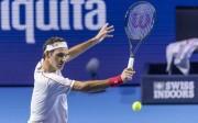 Federer vence a Albot y mantiene su idilio con el torneo