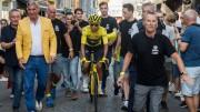 Bernal reconoce que aún no ha asimilado la victoria en el Tour de Francia
