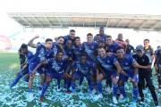 Emelec gana la primera etapa de la LigaPro y es el primer finalista del torneo