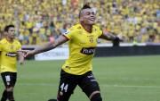 El 'Loco' Álvez lloró de rabia por no ver a Ronaldinho