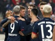 El Bayern ganó con gol de Müller en duelo dramático